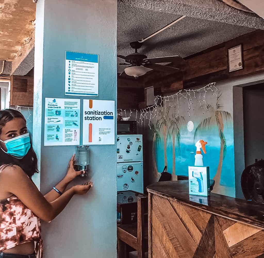 New norm Procedures-Drift Inn Belize