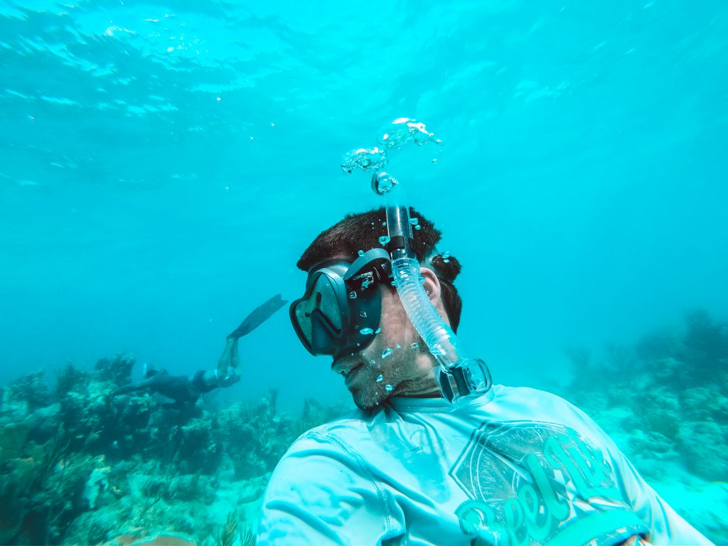 Drift Inn Guest Snorkeling