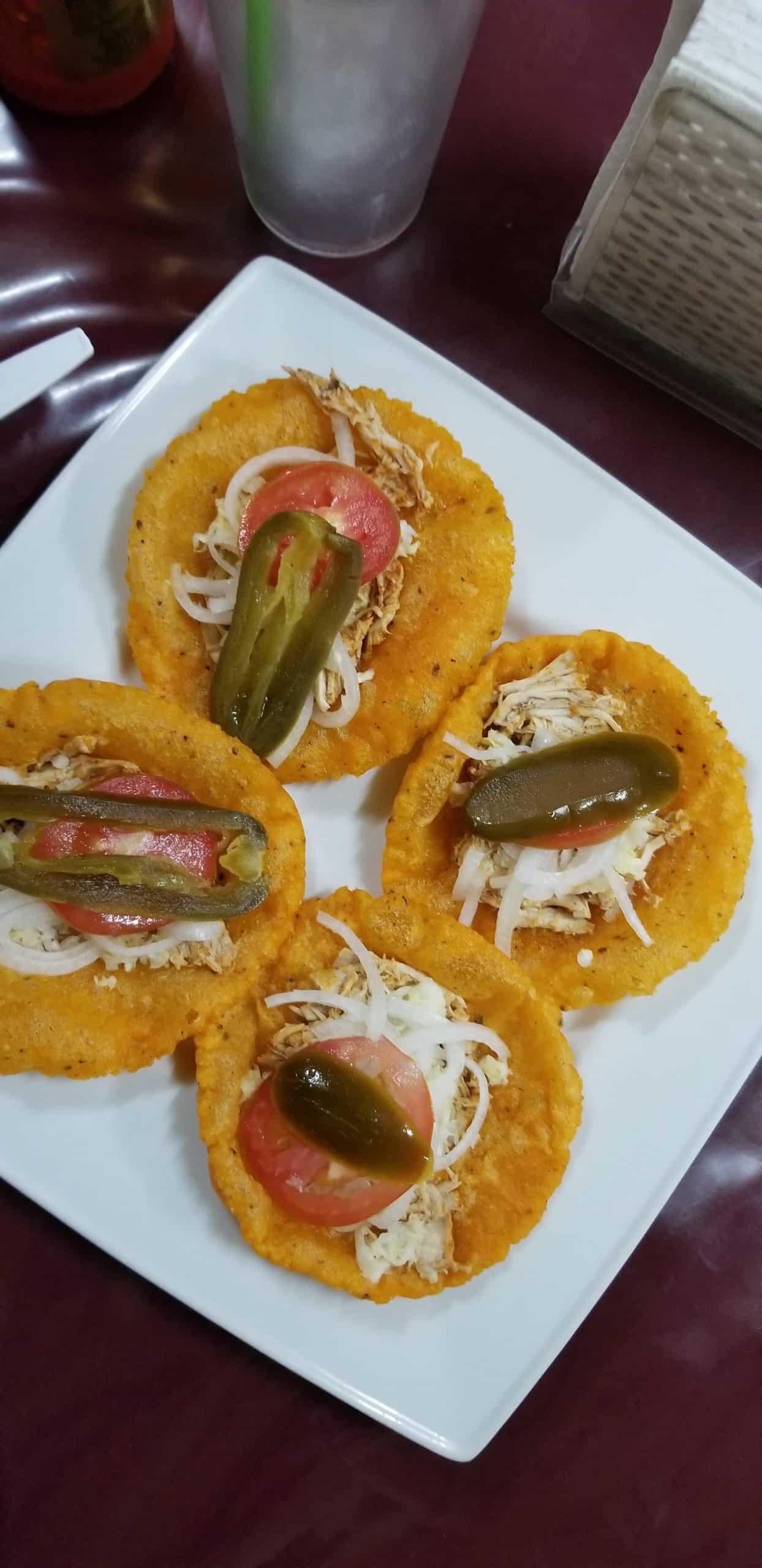 Belizean food- Drift Inn Belize