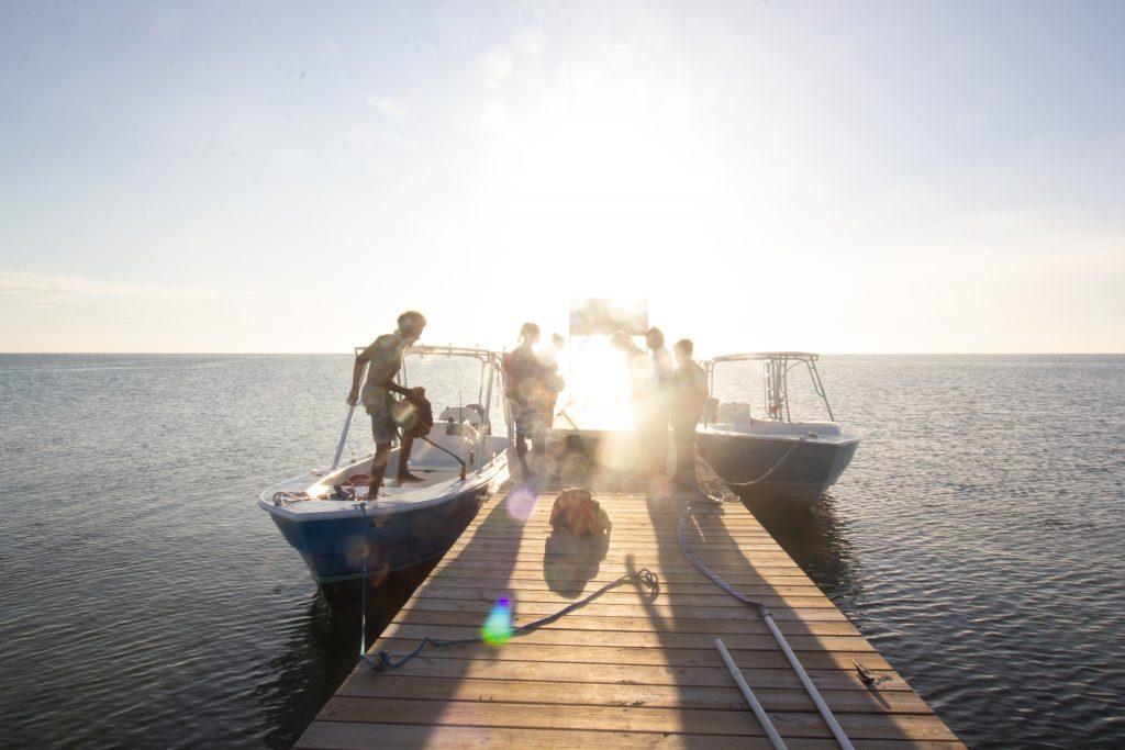 Drift Inn boat trip