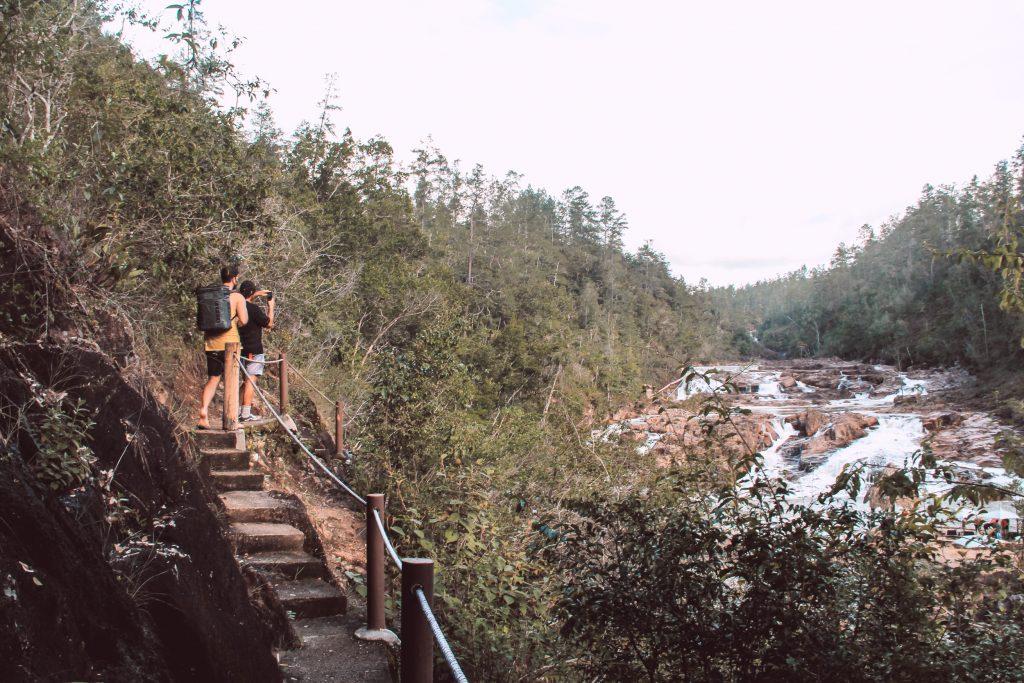 belize pine ridge reserve