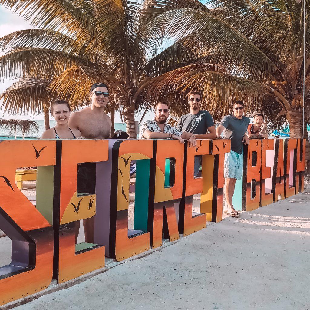 Drift Inn to Belize and visit San Pedro Town Artisans Market